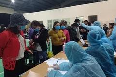 Hà Tĩnh lấy mẫu xét nghiệm 15 người tiếp xúc với bệnh nhân 122