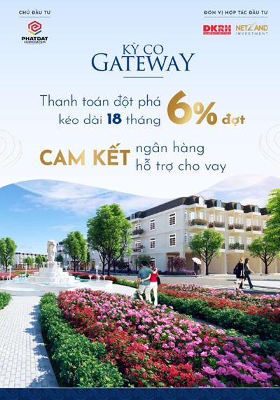 Lợi thế đắt giá của Kỳ Co Gateway