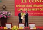 Thủ tướng phê chuẩn ông Nguyễn Đức Trung làm Chủ tịch tỉnh Nghệ An