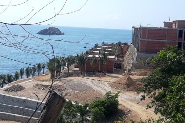 Bình Định 'tuýt còi' 2 dự án lấn biển làm khu nghỉ dưỡng cao cấp