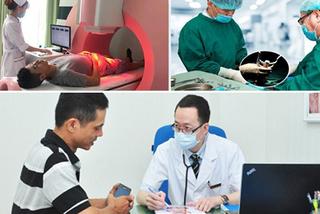 Cắt bao quy đầu công nghệ Hàn Quốc tại phòng khám đa khoa Hoàn Cầu