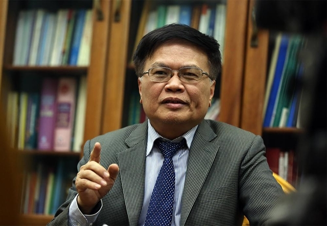 nguyen dinh cung,business environment,vietnam economy