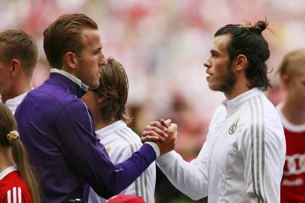 """Real Madrid dùng Bale để """"câu"""" Harry Kane"""