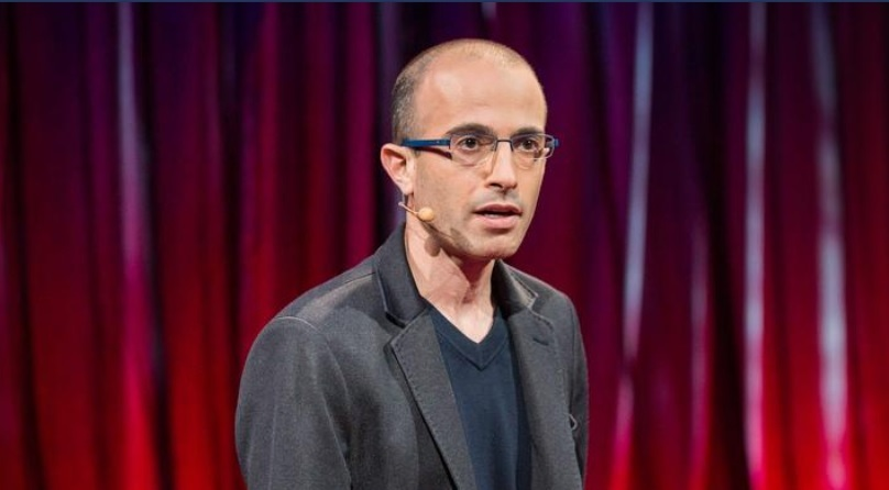 Yuval Noah Harari,quyền riêng tư,virus corona,COVID-19