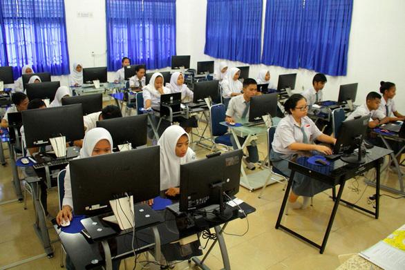 Indonesia hoãn kỳ thi quốc gia, xem xét hình thức thi trực tuyến
