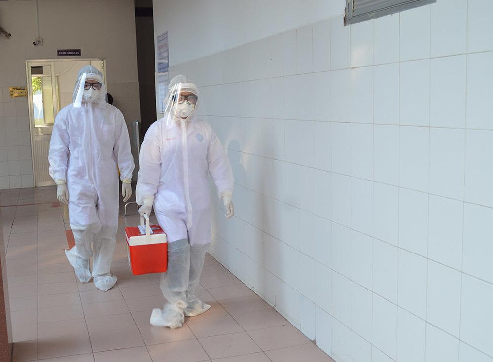 BV đa khoa Trung ương Cần Thơ bác thông tin tiếp nhận bệnh nhân dương tính Covid-19