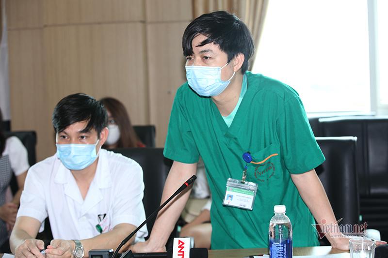 Diễn biến sức khỏe 3 bệnh nhân Covid-19 rất nặng tại Việt Nam