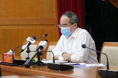 Bí thư TP.HCM: Xem xét hỗ trợ tiền người lao động bị ảnh hưởng dịch Covid-19