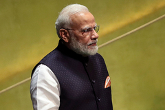 Ấn Độ ban bố lệnh phong toả toàn quốc