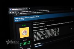 """Lộ dữ liệu 41 triệu người dùng Facebook VN: Có thể hacker vẫn """"ém hàng"""""""