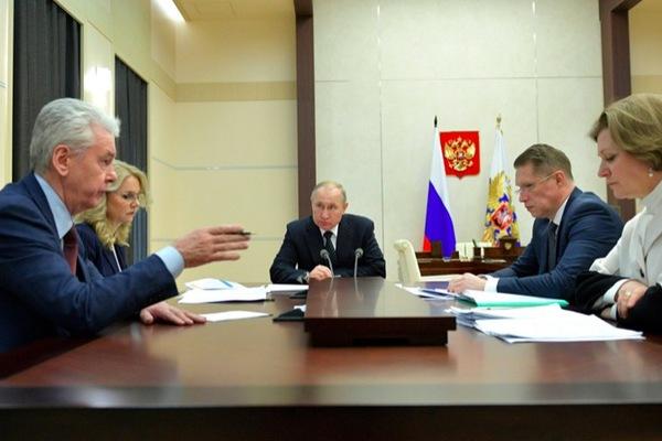 Ca nhiễm Covid-19 ở Moscow thực tế rất cao, Putin ra sắc lệnh mạnh tay