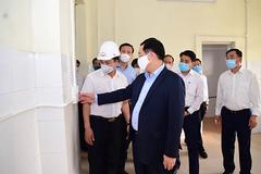 3 vòng nghiêm ngặt trong bệnh viện dã chiến Mê Linh