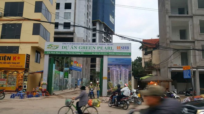 Chuyển đề nghị thanh tra dự án nghìn tỷ trên đất 'vàng' cho Hà Nội