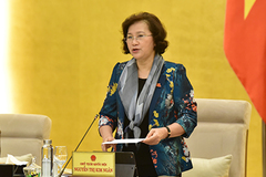 Chủ tịch Quốc hội: Không để bộ máy đình trệ vì dịch bệnh