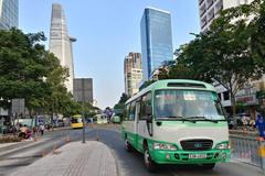 Bác đề xuất mở buýt mini 17 chỗ ở TP.HCM