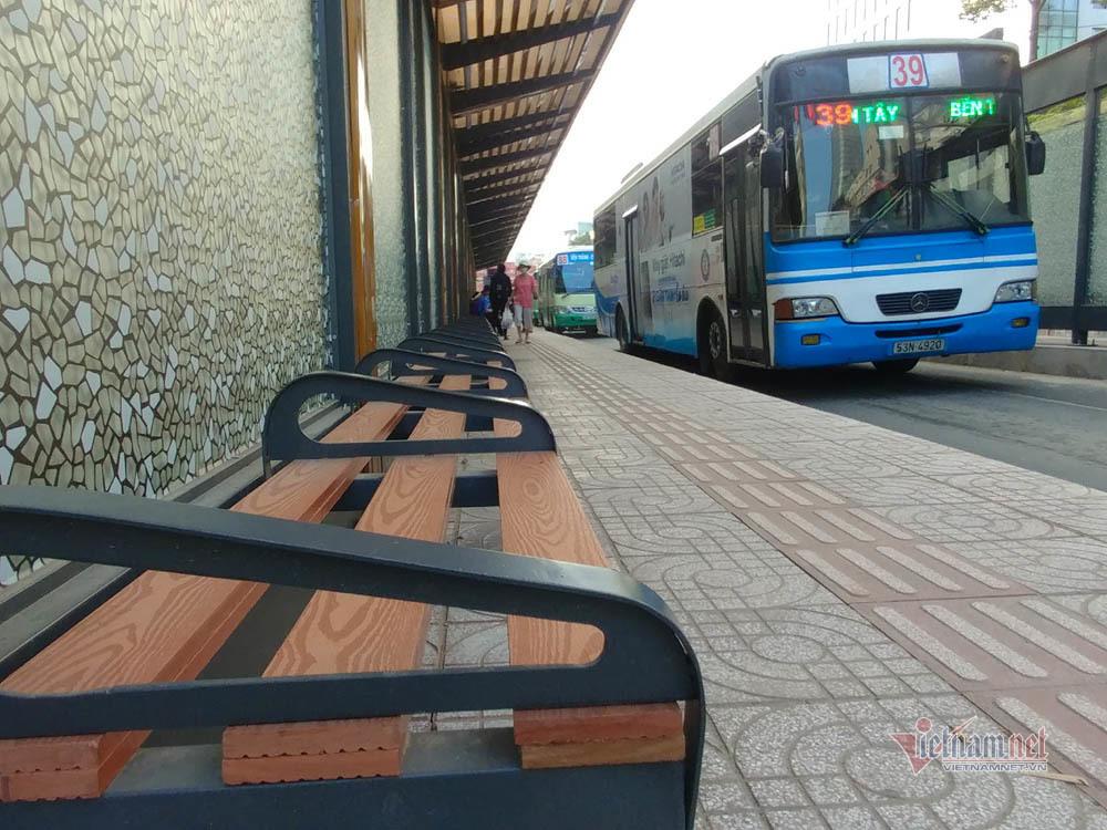 Chưa dừng chạy xe buýt theo kịch bản chống dịch của Sở Y tế TP.HCM