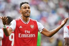 Barca ngó lơ Aubameyang, Arsenal sợ MU hành động