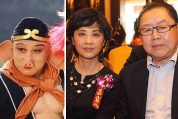 Kiếp vai phụ Mã Đức Hoa 'Trư Bát Giới' may mắn vợ đẹp, con tỷ phú