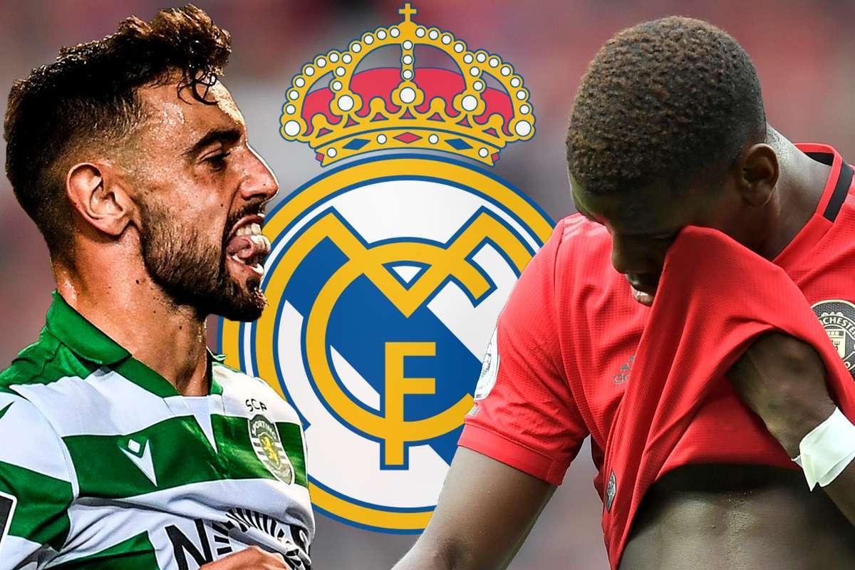 Real Madrid bỏ qua cơ hội chiêu mộ Bruno Fernandes