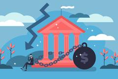 Banks face bad debt risks amid pandemic