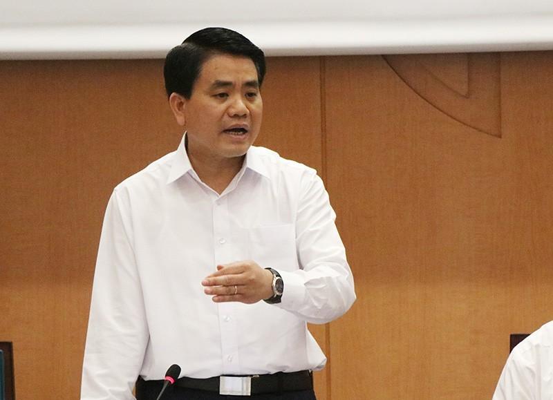 Những người lao đao vì theo chỉ đạo của ông Nguyễn Đức Chung