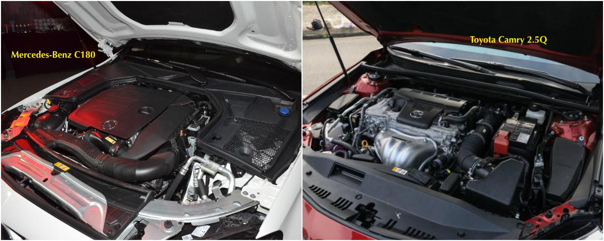 1,4 tỷ, Mercesdes-Benz C180 giá mềm, Toyota Camry 2.5Q có lo lắng?