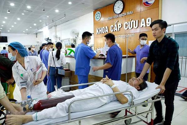 covid-19,virus corona,bệnh viện Bạch Mai