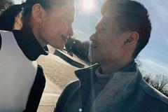 Á hậu Thùy Dung khoe ảnh bạn trai