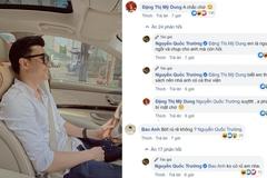 Quốc Trường đăng ảnh 'thả thính', Midu, Bảo Anh bình luận bất ngờ