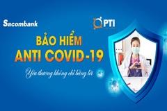 Sacombank bán bảo hiểm Anti Covid-19