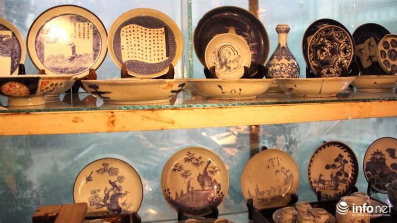 Tận mục bộ sưu tập đồ cổ 'độc nhất vô nhị' tiền tỷ của đại gia Việt