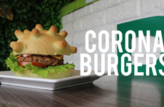 Pick yourself up with a Coronaburger