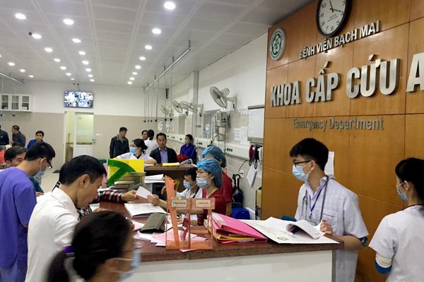 BV Bạch Mai khẳng định không xuất viện bệnh nhân từ các khoa có ca Covid-19