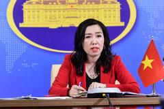 Một số cán bộ ngoại giao Việt Nam ở nước ngoài phải tự cách ly
