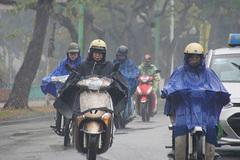 Dự báo thời tiết 27/3, khí lạnh tràn về miền Bắc, nhiều nơi mưa giông