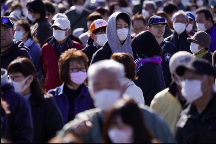 Ngày chết chóc nhất ở Mỹ vì Covid-19, ca nhiễm tăng kỷ lục ở Nhật