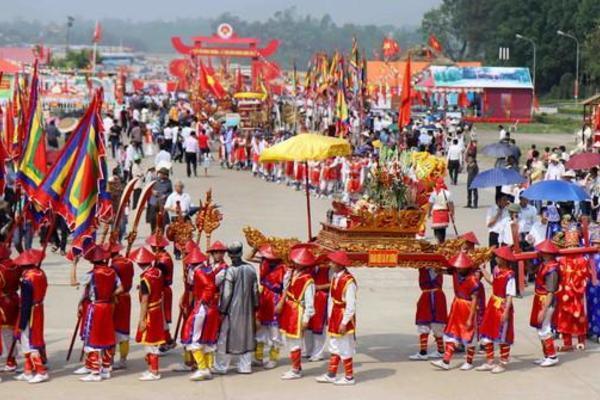 Giỗ Tổ Hùng Vương không có đoàn rước, hạn chế đại biểu do dịch