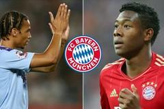 Bayern Munich ra kèo thơm, Man City nhả ngay Sane