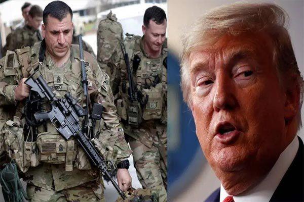 Canada phản ứng, ông Trump hủy ý định điều quân tới biên giới chặn Covid-19
