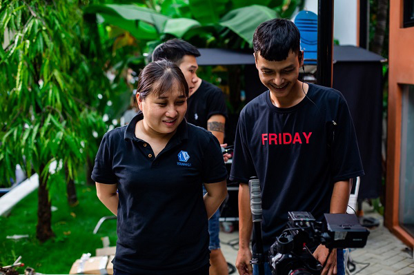 Nhà sản xuất Lê Thị Kiều Nhi quyết tâm theo đuổi dòng phim chất lượng cao