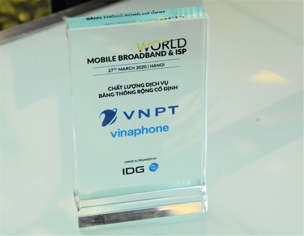VNPT - đơn vị có chất lượng dịch vụ băng thông rộng cố định tốt nhất