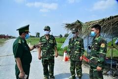 Tây Ninh lập nhiều chốt phòng, chống dịch Covid-19 tại khu vực biên giới