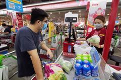 Chợ, siêu thị Hà Nội mở cửa bình thường