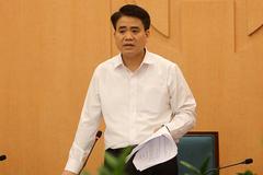 Lãnh đạo Hà Nội phải mở điện thoại 24/24h, không được rời TP