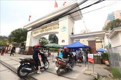 Toàn bộ bệnh nhân BV Bạch Mai chưa được ra viện, chờ kết quả xét nghiệm