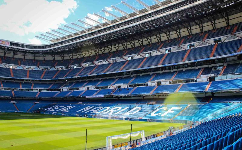 Real Madrid dùng sân Bernabeu làm nơi tiếp tế, chống dịch Covid-19