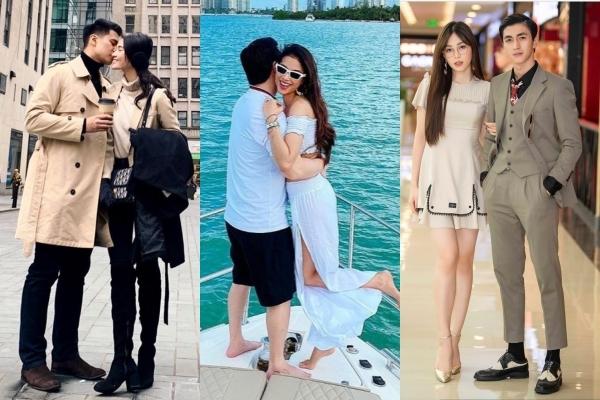 Người yêu đại gia, soái ca của Hoa hậu, Á hậu hot nhất Việt Nam