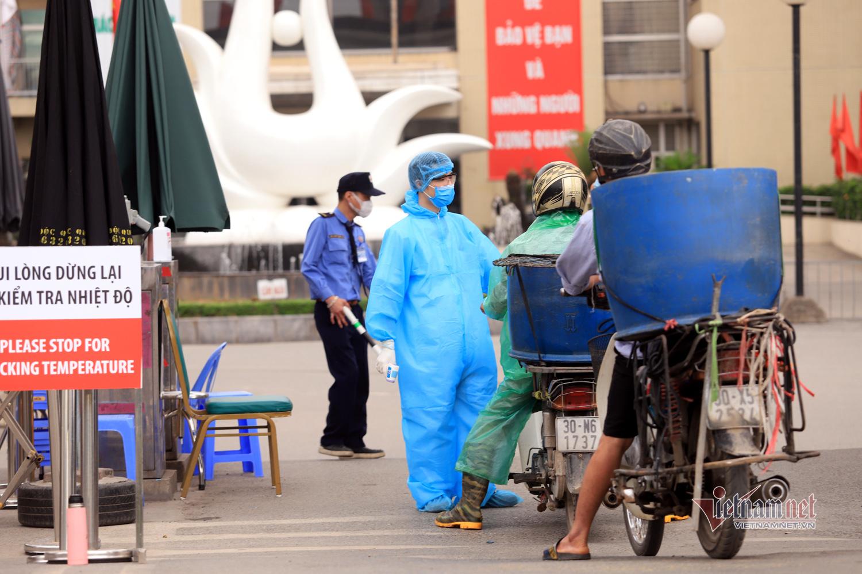 Bệnh viện Bạch Mai xin lỗi lãnh đạo Hà Nội về ổ dịch Covid-19