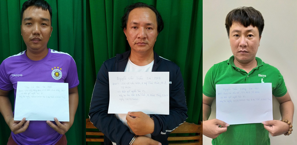 Tuấn Hero và đồng bọn bắt cóc 4 người để đòi 7 tỷ bị khởi tố