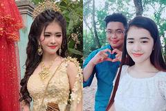 'Gây bão' mạng vì quá xinh đẹp, cô dâu Khmer giờ ra sao sau 1 năm kết hôn?